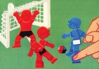 ilustrační obrázek: fotbal (zde hra firmy Igra)